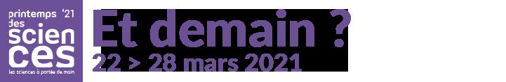 Printemps des Sciences 2020 - Région Bruxelloise